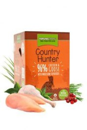 Natures Menu Country Hunter saszetka dla kota kurczak z gęsią 85g